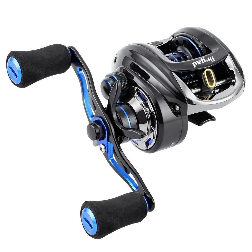TurninGEAR DRYAD HighSpeed Anti-corrosion Baitcasting Reel - TurninGEAR