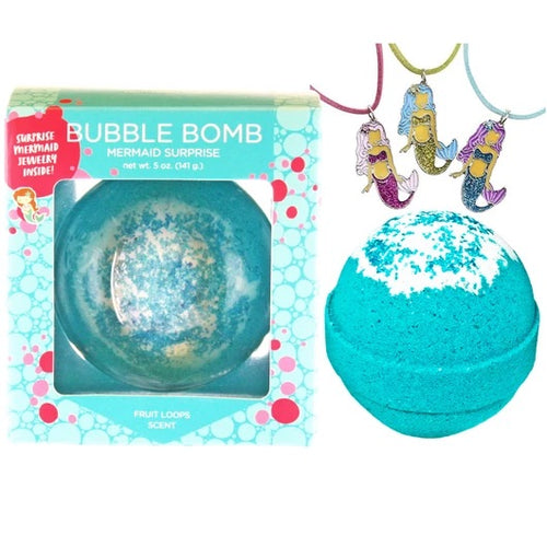 Mermaid Surprise Bubble Bath Bomb-Two Sisters-Shop Anchored Bliss Women's Boutique Clothing Store