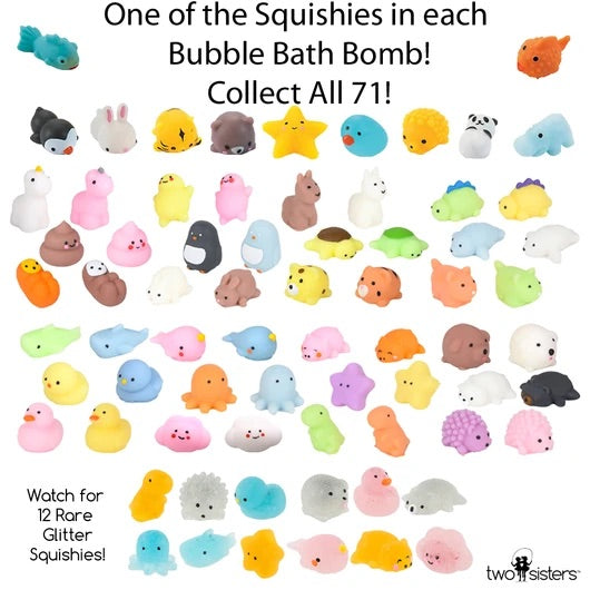 Squishy Toy Surprise Bubble Bath Bomb-Two Sisters-Shop Anchored Bliss Women's Boutique Clothing Store