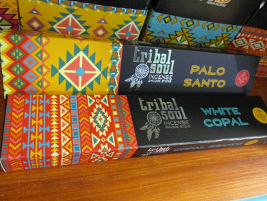 Tribal Soul Incense-15 Sticks