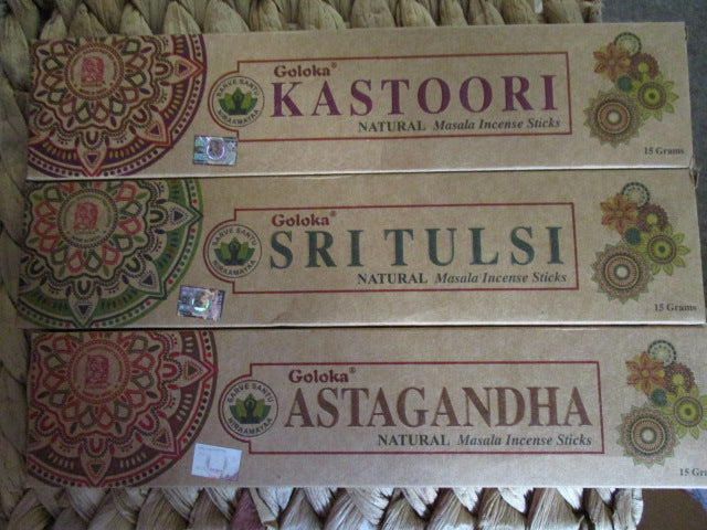 CLEARANCE Incense-ORGANIC