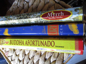 CLEARANCE Incense-20 Sticks