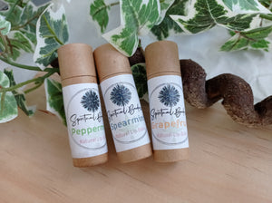 Lip Balms -with Hemp