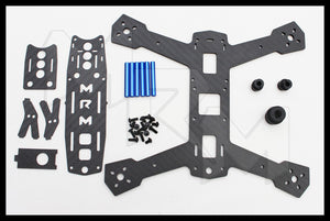 MRM225 Carbon Fiber Mini 225mm Frame