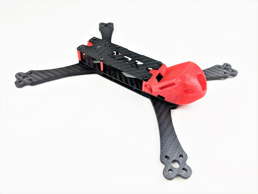 MRM Jackknife 252 Stretch Lowrider FPV Racing Frame
