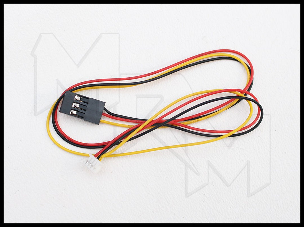 20cm FPV Power/Video Cable - 4p 1.25mm to 3p 2.54mm