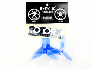 "RotorX RX3044T 3"" High Performance Tri-Blade Propellers"