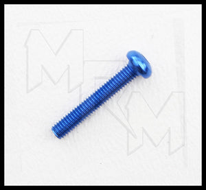 18MM M3 Anodized Aluminum Screw