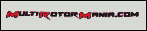 MultiRotorMania.com Sticker