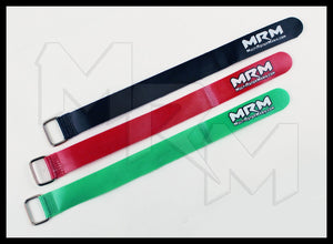 MRM Rubberized 235mm Battery Strap