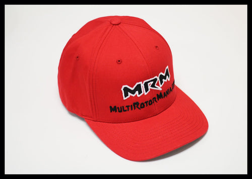 MRM FlexFit Hat - Red