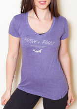 "Limited Edition ""Push & Pull "" V-Necks"