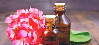 Organic Oils for Mask Support