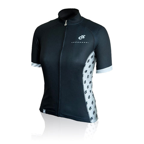 Women's Tech Summer Short Sleeve Jersey-Jersey-custom-design-athletic-sports-champ-sys-uk-champion-system