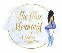 The Blue Mermaid Boutique Logo