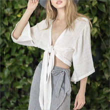 Bali Wrap Top - 2 Colors
