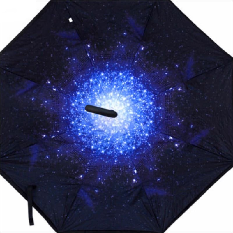 Big Bang Explosion Inverted Umbrella