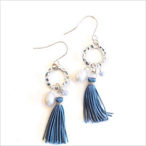 Isabella Earrings - Handmade in Mexico