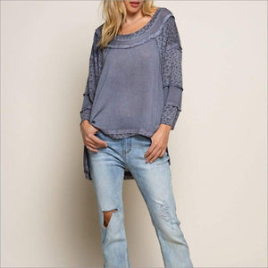 Fearless Perfect Knit Top Top Tops