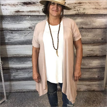 Liza Waterfall Cardigan
