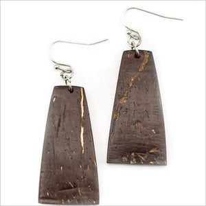 Rhea Earrings - Handmade in Haiti