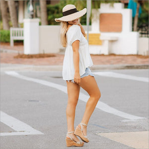 Straw Beach Hat Hat Hat