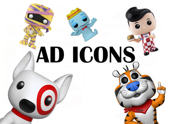 Pop! Ad Icons