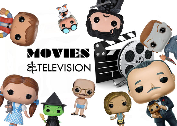 Pop! Movies & TV