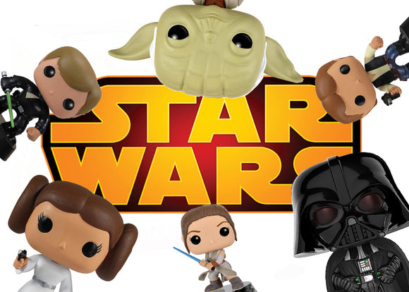 Pop! Star Wars