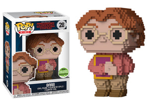 Pop! 8-Bit: Stranger Things - Barb (Spring Convention Exclusive 2018) - Mom's Basement Collectibles