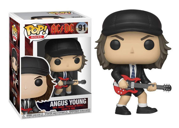 [PRE-ORDER] Pop! Rocks: AC/DC - Angus Young - Mom's Basement Collectibles