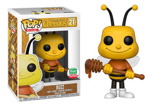 Pop! Ad Icons - Buzz (Funko Shop Exclusive) - Mom's Basement Collectibles