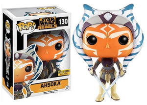Pop! Star Wars - Ahsoka (Hot Topic Exclusive) - Mom's Basement Collectibles