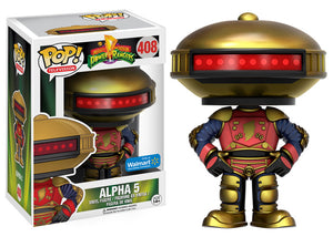 Pop! Television: Mighty Morphin Power Rangers - Alpha 5 (Walmart Exclusive) - Mom's Basement Collectibles