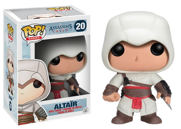Pop! Games: Assassin's Creed - Altair - Mom's Basement Collectibles