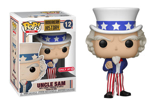 Pop! American History - Uncle Sam (Target Exclusive) - Mom's Basement Collectibles