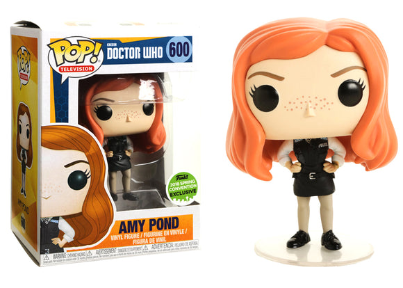 Pop! Television: Doctor Who - Amy Pond (Spring Convention ...