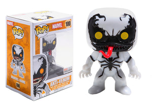 Pop! Marvel - Anti-Venom [Glow In The Dark] (Box Lunch) - Mom's Basement Collectibles