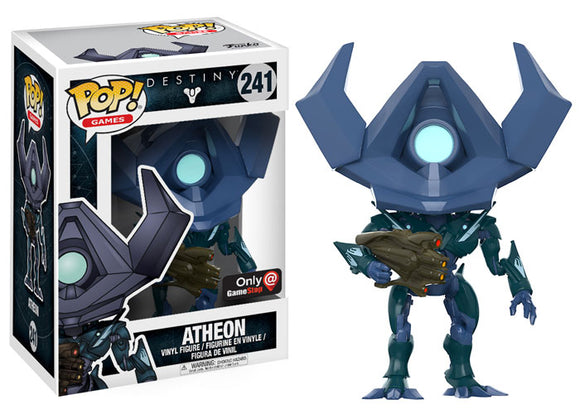 Pop! Games: Destiny - Atheon (Gamestop Exclusive) *DAMAGED* - Mom's Basement Collectibles