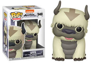 Pop! Animation: Avatar: The Last Airbender - Appa - Mom's Basement Collectibles