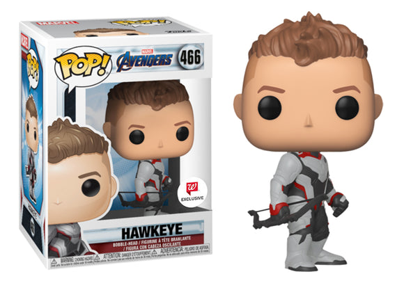 Pop! Marvel: Avengers: Endgame - Hawkeye (Walgreens Exclusive) - Mom's Basement Collectibles