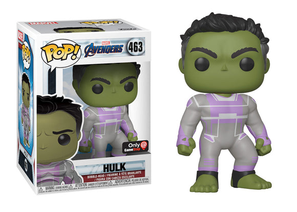 Pop! Marvel: Avengers: Endgame - Hulk (Gamestop Exclusive) - Mom's Basement Collectibles