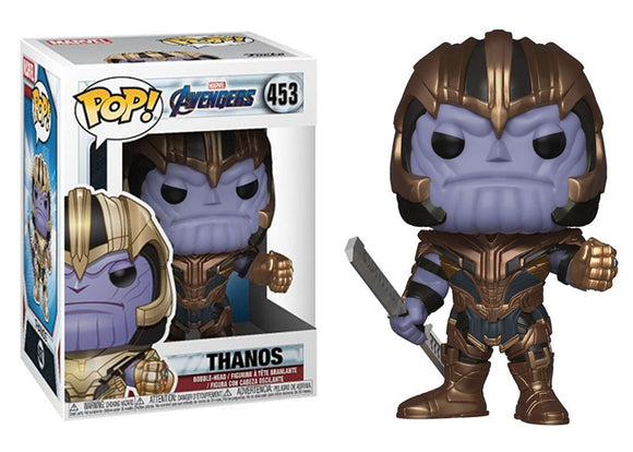 Pop! Marvel: Avengers: Endgame - Thanos - Mom's Basement Collectibles