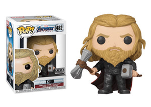 Pop! Marvel: Avengers: Endgame - Thor (FYE Exclusive) - Mom's Basement Collectibles