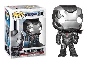 Pop! Marvel: Avengers: Endgame - War Machine - Mom's Basement Collectibles