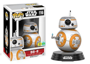 Pop! Star Wars - BB-8 (San Diego Comic-Con Exclusive 2016) - Mom's Basement Collectibles