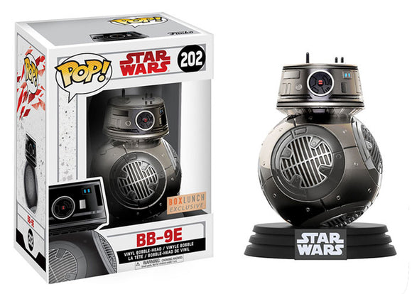 Pop! Star Wars - BB-9E (Box Lunch Exclusive) - Mom's Basement Collectibles