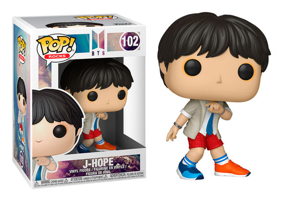 Pop! Rocks: BTS - J-Hope - Mom's Basement Collectibles