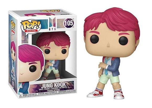 Pop! Rocks: BTS - Jeon Jung-Kook - Mom's Basement Collectibles
