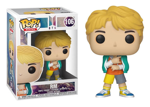 Pop! Rocks: BTS - RM - Mom's Basement Collectibles